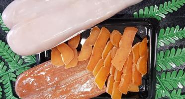 Poissonnerie Le Marlin - Jambes De Poutargue Sous Vide