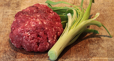 Nature viande - Domaine de la Coutancie - Haché pur bœuf assaisonné 500g