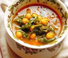 Graines Précieuses - Soupe À L'agneau De Sisteron, Orge Torréfié Et Au Beaux Légumes De Saison!