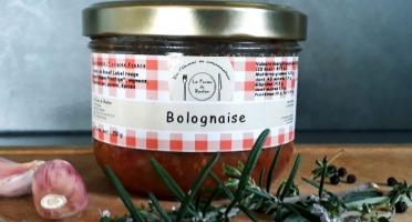 La ferme de Rustan - Bolognaise de Bœuf 350 G