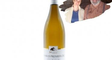 Réserve Privée - AOC Chablis 1er Cru - Sylvain Mosnier - Bourgogne Cote de Lechet 2017