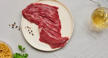 BEAUGRAIN, les viandes bien élevées - Bavette de Salers (200g x 5)