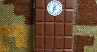 Pâtisserie Kookaburra - Tablette Chocolat Au Lait 42%