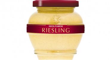 Domaine des Terres Rouges - Moutarde Au Riesling 200g