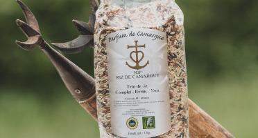 Elevage des Impériaux - Trio de Riz de Camargue IGP - 1 kg