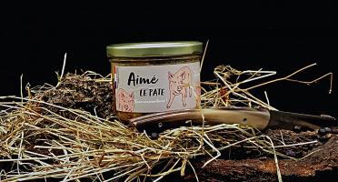 Domaine de Bellecour - Aimé le pâté - Pâté de porc plein air - 200 g