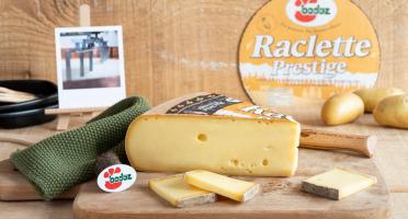 Constant Fromages & Sélections - Raclette Badoz Au Lait Cru Prestige - 500g