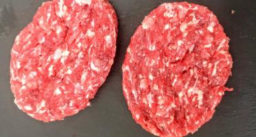 Domaine de Sinzelles - [Précommande] Steaks hachés de Bœuf Race Salers BIO - 2.5 kg