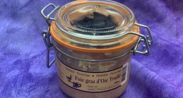 Ferme de Pleinefage - Foie Gras Entier d'Oie Truffé à 3% - 200g