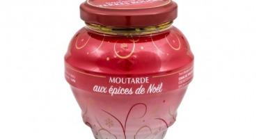 Domaine des Terres Rouges - Moutardes Aux Epices De Noël 200g