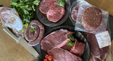 MAISON BEYRIE - [Précommande] Colis Classique 6kg de Bœuf Blonde d'Aquitaine