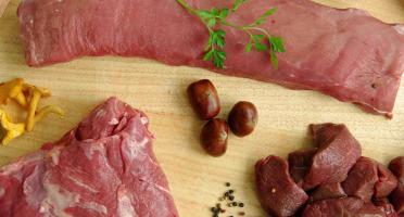 Nemrod - Colis de Gibier L'Obélix - 100% sanglier 3 repas pour 6 personnes