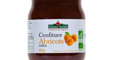 Les Côteaux Nantais - Confiture Abricots Extra 690g