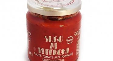 Casa Di Cecco - Sauce Tomate Aux Poivrons