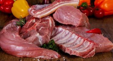 La Toison d'Or - Colis Porc Bio Supérieur 100% Francais Elévé En Plein/paille
