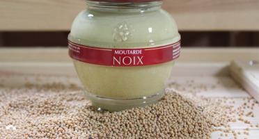 Domaine des Terres Rouges - Moutarde aux Noix 200 g