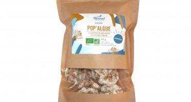Marinoë - Pop'Algue - Sarrasin toasté et Ao-Nori de notre ferme