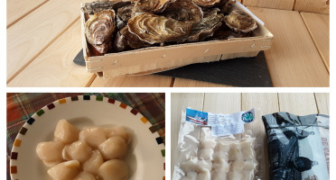 Gourmets de l'Ouest - Panier Cancalais