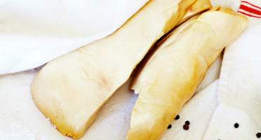 Alban Laban - Foie Gras de canard Frais cru Extra déveiné