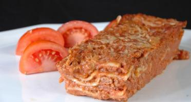 La Ferme du Luguen - Lasagne De Canard - 3/4 Pers