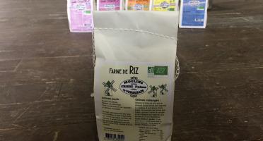 Moulins de Versailles - Farine De Riz Bio - 500g