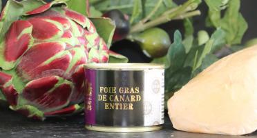 Fontalbat Mazars - Foie Gras de Canard entier boite 190 gr