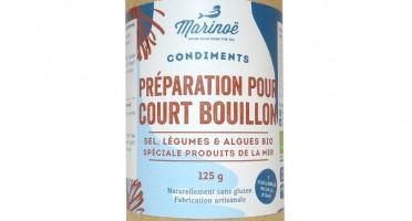 Marinoë - Court-bouillon aux algues