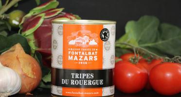 Fontalbat Mazars - Tripes boite - 800gr