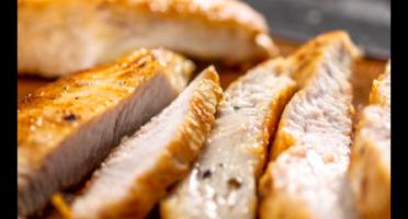 Nature et Régions - Escalopes marinade BBQ et Miel