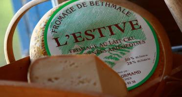"""Le Moulin Gourmand - Fromage De Bethmale """"vache Doux"""" 1kg"""