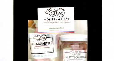 "Mômes & Malice - Le P'tit Sac ""tutti Frutti"""