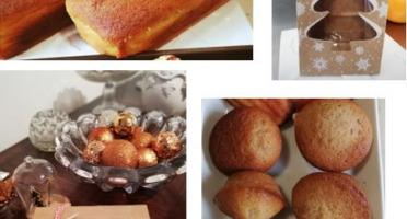 Les Cannelés d'Audrey - Petits Gâteaux De Noël Sans Gluten