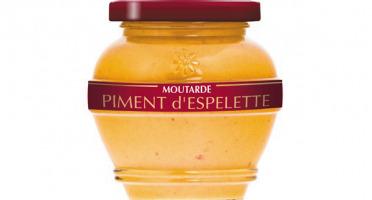 Domaine des Terres Rouges - Moutarde Au Piment D'espelette 200g