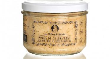 Les délices de Noémie - Petits Pots Bébé 8 mois: Lot de 3 Purée de Céleri Rave aux Petites Pâtes et Mijoté de Bœuf Bio