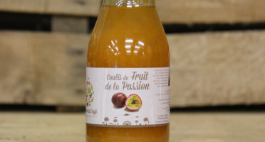 La Ferme du Logis - Coulis de Fruit de la Passion