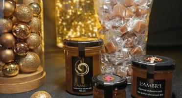 L'AMBR'1 Caramels et Gourmandises - Le Coffret Breton