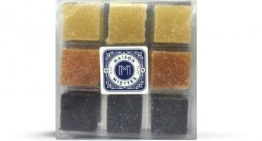 Maison Miettes - Pâtes De Fruit Abricot - Cassis - Poire