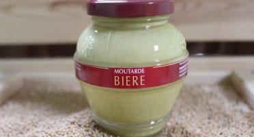 Domaine des Terres Rouges - Moutarde à la Bière 200 g
