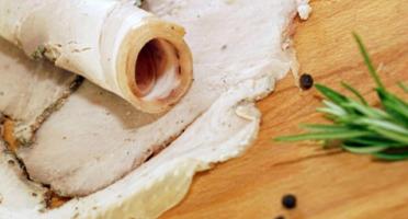 La ferme d'Enjacquet - Jambon Blanc Traditionnel De Porc Sans Nitrites 10 Tranches