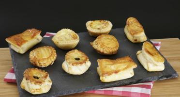 Maison Boulanger - 12 Minis Salés Assortis