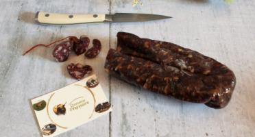 La Ferme du Vayssaïre - Saucisson sec Au Laguiole (fromage Aop)