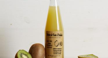 GAEC Roux - Coffret Nectar de Kiwis d'Ardèche - 6 x 33 cl