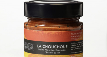 Les Filles de Beauregard - Pâte À Tartiner Noisettes/cacahuètes La Chouchoue