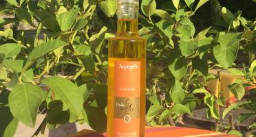 Huile des Orgues - Huile d'Olive Parfumée aux Agrumes - 200 ml