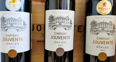 Château Jouvente - Offre Trio Grands Vins - 3 Bouteilles