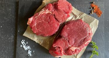 Les Délices de Vermorel - Tournedos de bœuf x 4 - Race Rouge des Prés