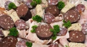 La Ferme du Chaudron - Plateau de Charcuterie Porc BIO