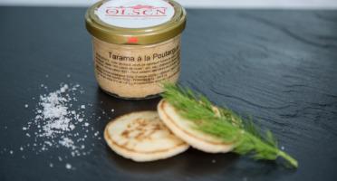 Olsen - Tarama à la Poutargue (10%), verrine 90g