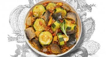 La Brouette - Pour 2 Pers. - Ratatouille À L'huile D'olive Infusé Au Romarin, Pour 2 Pers