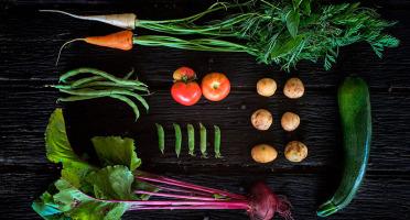 La Ferme d'Artaud - Panier De Légumes Frais (grand)